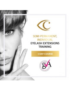 Individual Eyelash Extensions Training, 1:1 Method (1 day course)