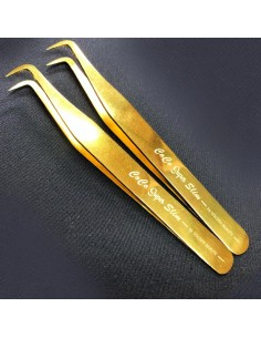 CoCo Super Slim Eyelash Tweezer