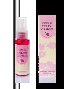 Premium Eyelash Cleanser - Strawberry Scent