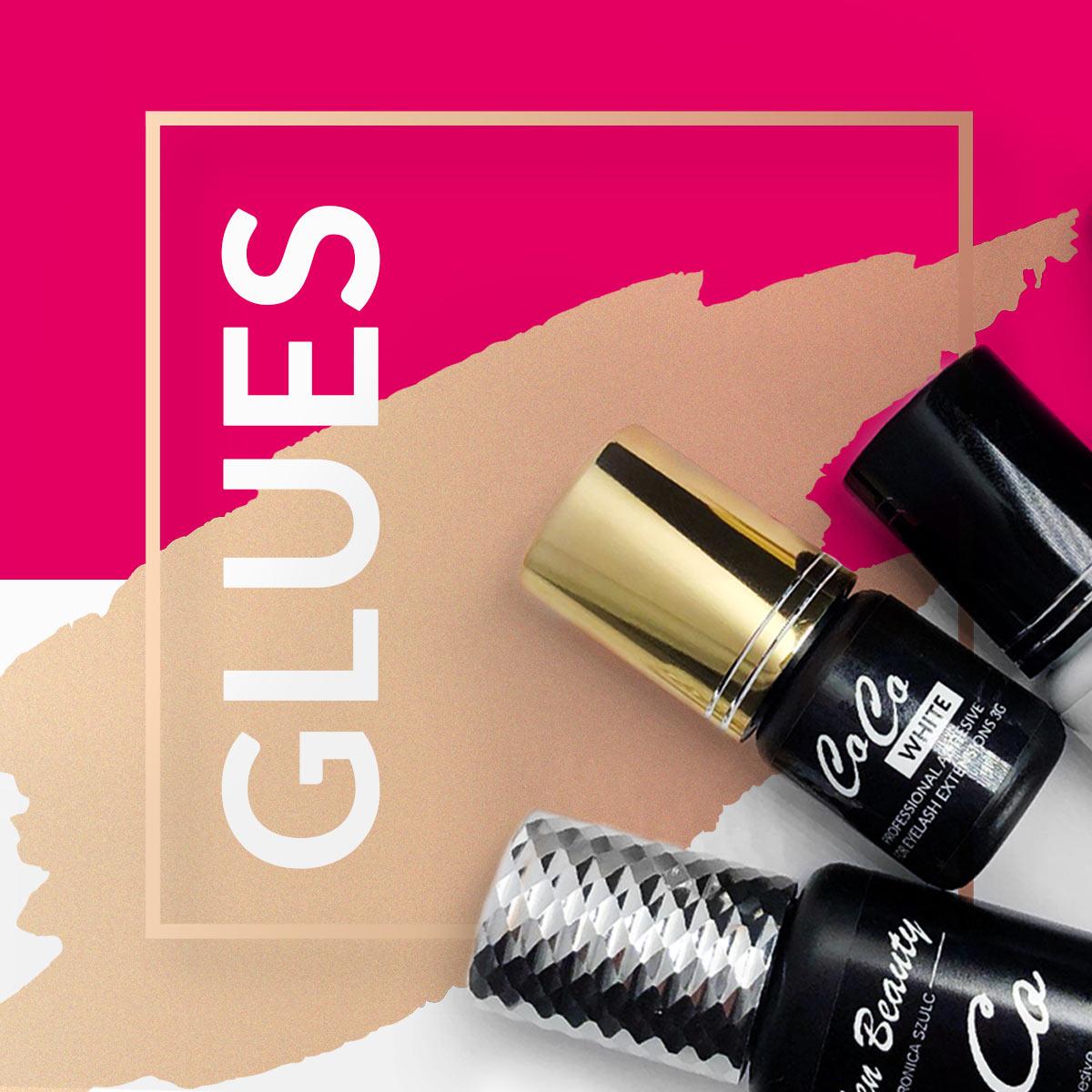 Lash Glues by CoCo Lashes